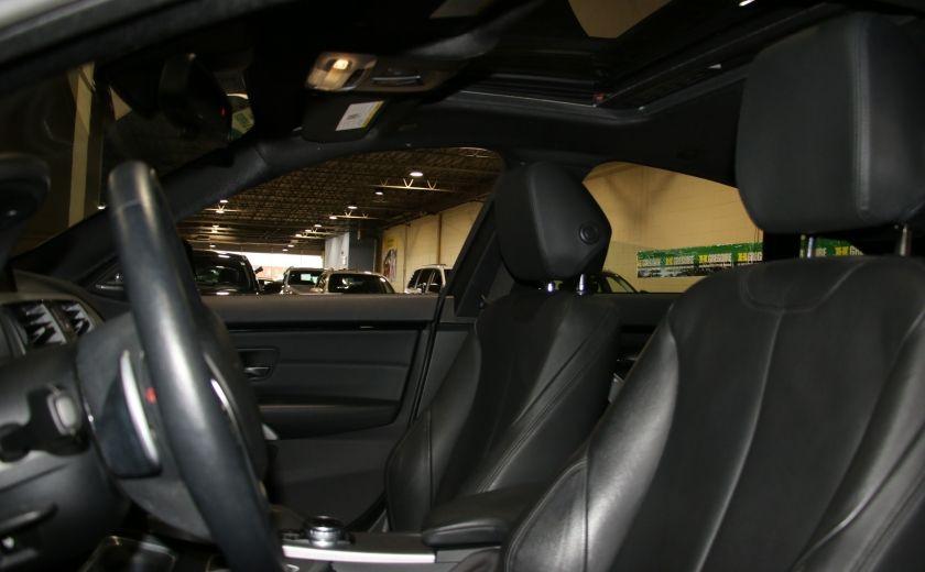 2015 BMW 428I 428i xDrive GRAN COUPE AWD AUTO CUIR TOIT NAV #9