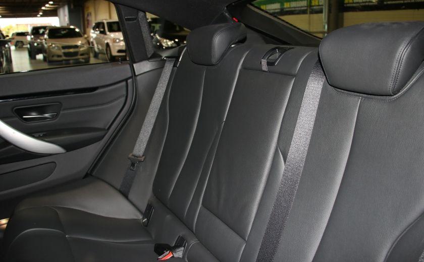 2015 BMW 428I 428i xDrive GRAN COUPE AWD AUTO CUIR TOIT NAV #23