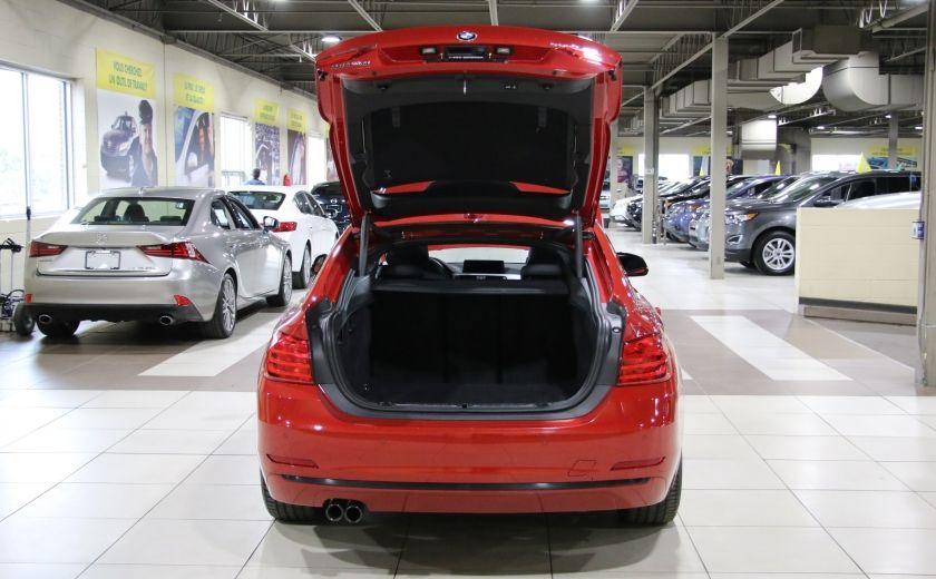 2015 BMW 428I 428i xDrive GRAN COUPE AWD AUTO CUIR TOIT NAV #31