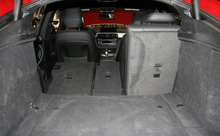 2015 BMW 428I 428i xDrive GRAN COUPE AWD AUTO CUIR TOIT NAV #33