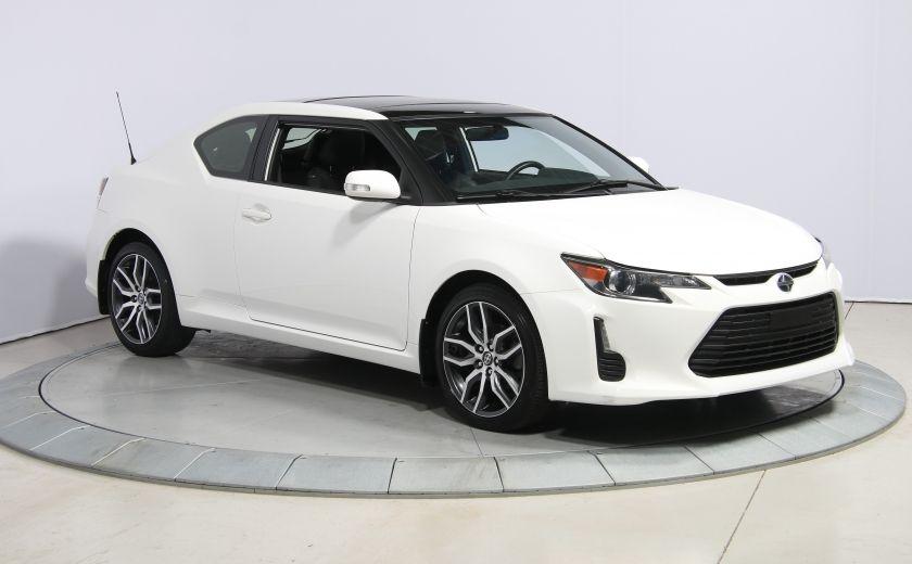 2014 Toyota Scion 2dr Auto A/C MAGS BLUETHOOT CUIR #0