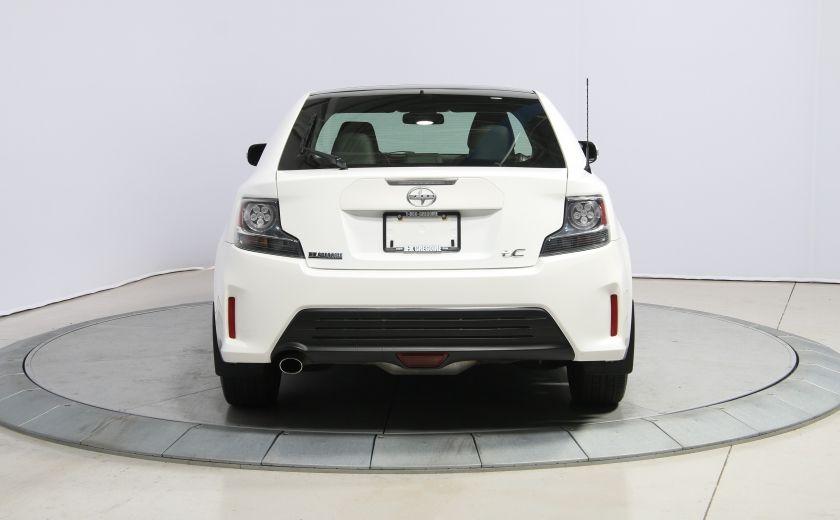 2014 Toyota Scion 2dr Auto A/C MAGS BLUETHOOT CUIR #5