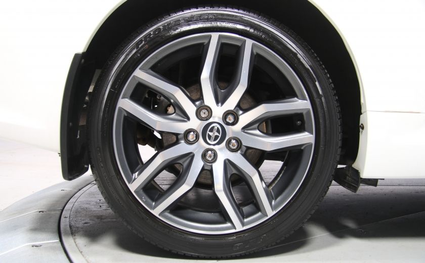2014 Toyota Scion 2dr Auto A/C MAGS BLUETHOOT CUIR #27