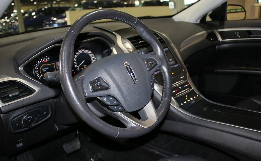 2013 Lincoln MKZ CUIR TOIT NAV CAMERA RECUL #8