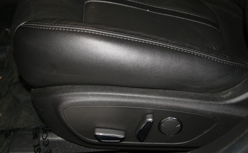 2013 Lincoln MKZ CUIR TOIT NAV CAMERA RECUL #11