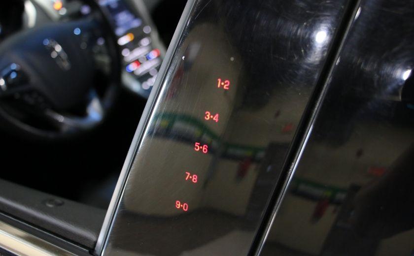 2013 Lincoln MKZ CUIR TOIT NAV CAMERA RECUL #13