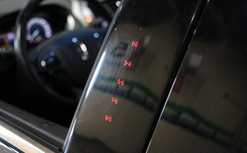2013 Lincoln MKZ CUIR TOIT NAV CAMERA RECUL #14
