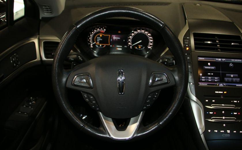 2013 Lincoln MKZ CUIR TOIT NAV CAMERA RECUL #18