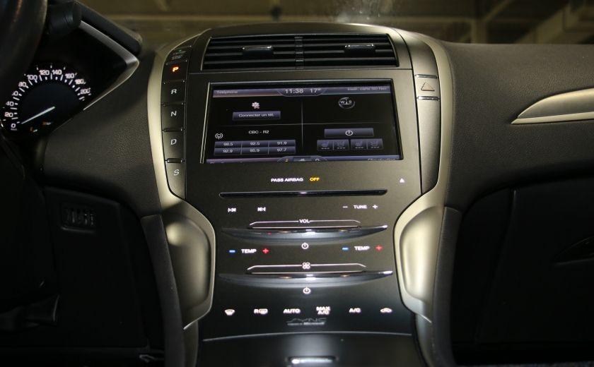 2013 Lincoln MKZ CUIR TOIT NAV CAMERA RECUL #19