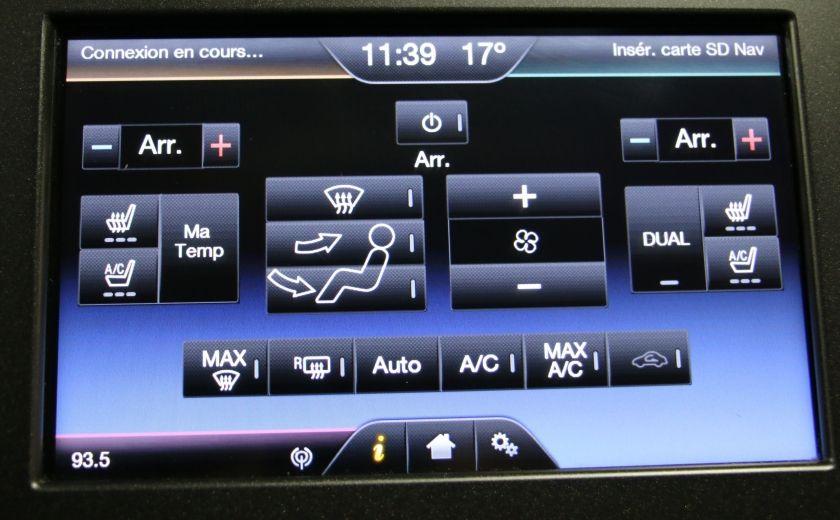 2013 Lincoln MKZ CUIR TOIT NAV CAMERA RECUL #22