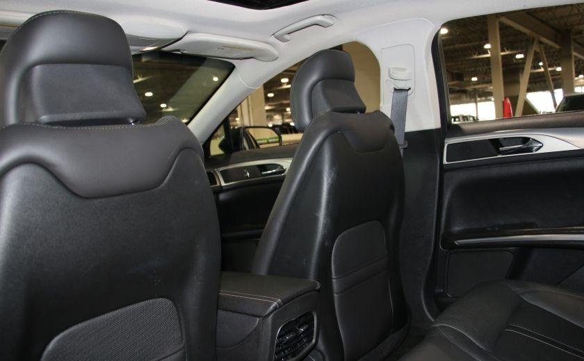 2013 Lincoln MKZ CUIR TOIT NAV CAMERA RECUL #23