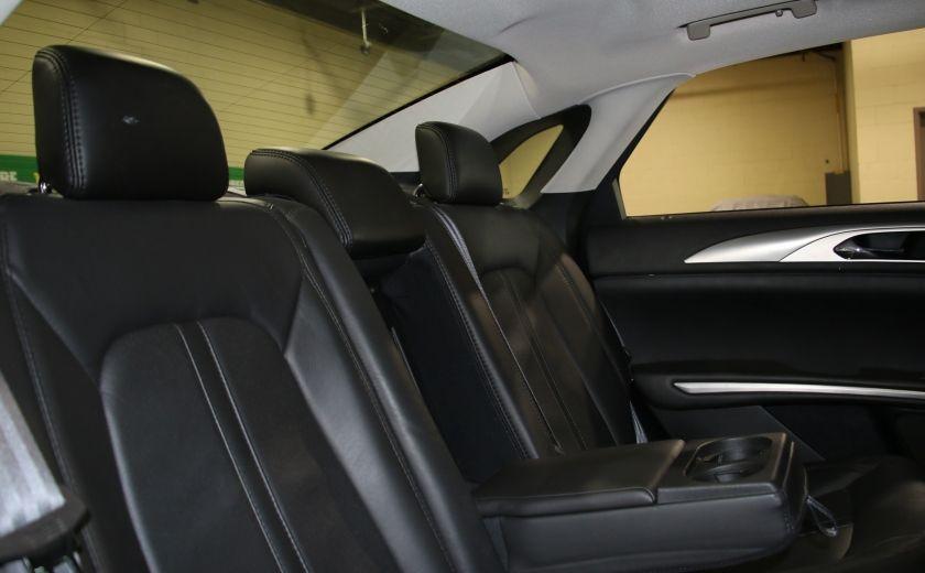 2013 Lincoln MKZ CUIR TOIT NAV CAMERA RECUL #26
