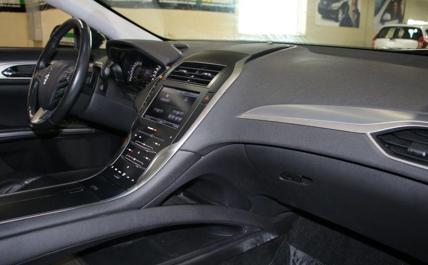 2013 Lincoln MKZ CUIR TOIT NAV CAMERA RECUL #27