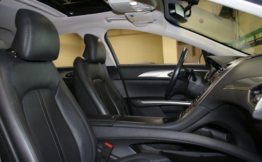 2013 Lincoln MKZ CUIR TOIT NAV CAMERA RECUL #29