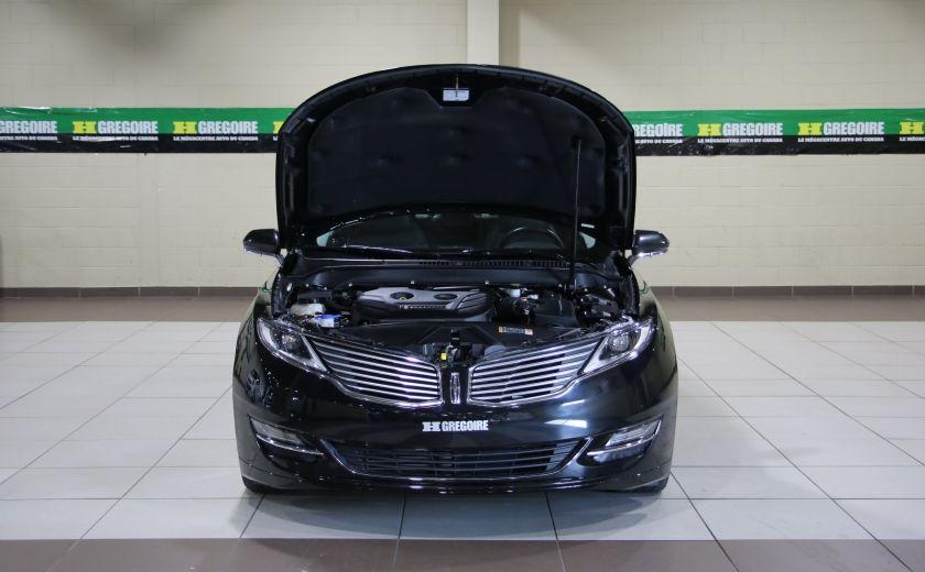 2013 Lincoln MKZ CUIR TOIT NAV CAMERA RECUL #31