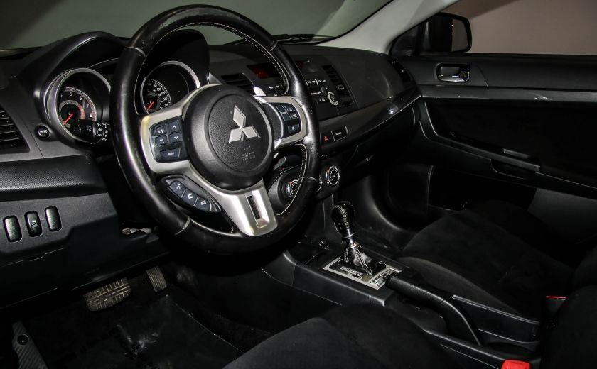 2011 Mitsubishi Lancer Ralliart AWD AUTO A/C GR ELECT MAGS BLUETOOTH #8
