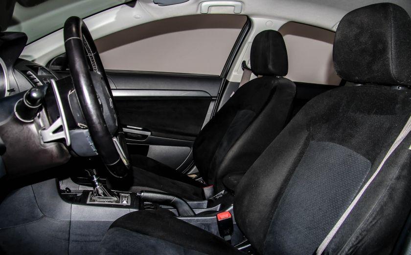 2011 Mitsubishi Lancer Ralliart AWD AUTO A/C GR ELECT MAGS BLUETOOTH #9