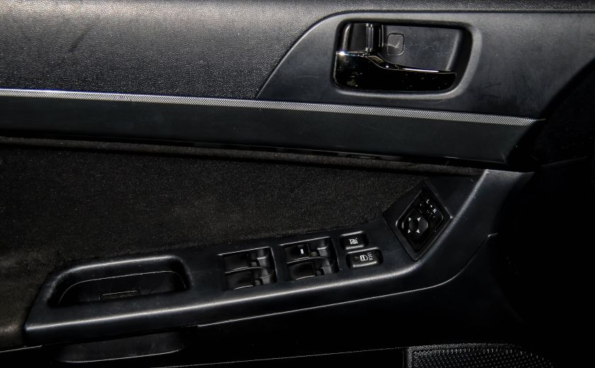 2011 Mitsubishi Lancer Ralliart AWD AUTO A/C GR ELECT MAGS BLUETOOTH #10