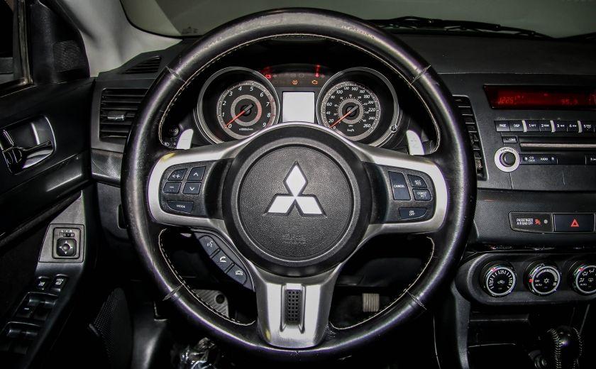2011 Mitsubishi Lancer Ralliart AWD AUTO A/C GR ELECT MAGS BLUETOOTH #13