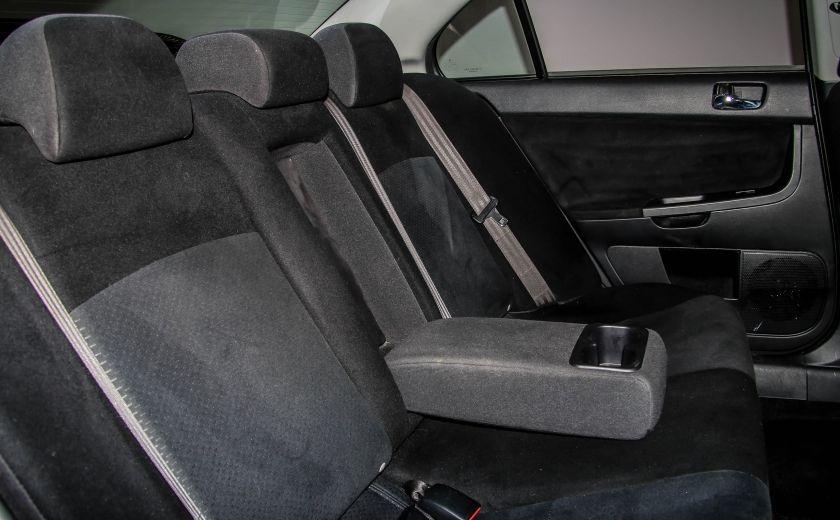 2011 Mitsubishi Lancer Ralliart AWD AUTO A/C GR ELECT MAGS BLUETOOTH #20