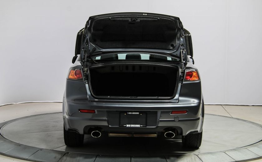 2011 Mitsubishi Lancer Ralliart AWD AUTO A/C GR ELECT MAGS BLUETOOTH #26