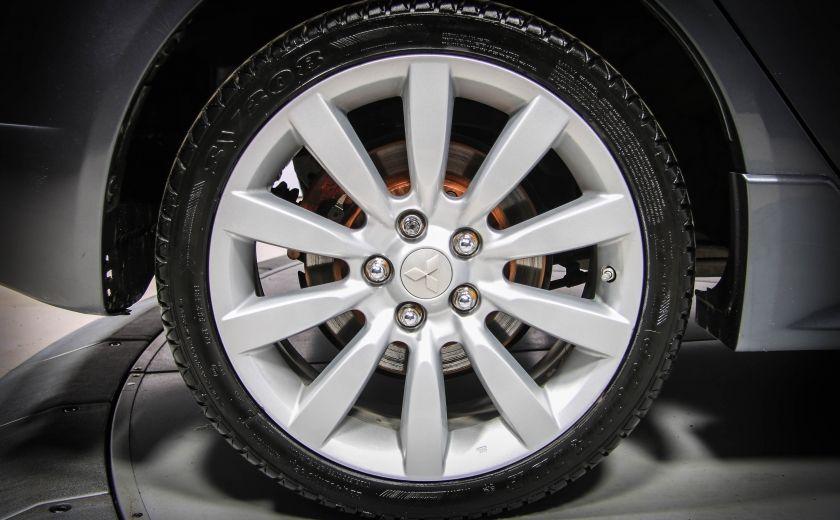 2011 Mitsubishi Lancer Ralliart AWD AUTO A/C GR ELECT MAGS BLUETOOTH #29