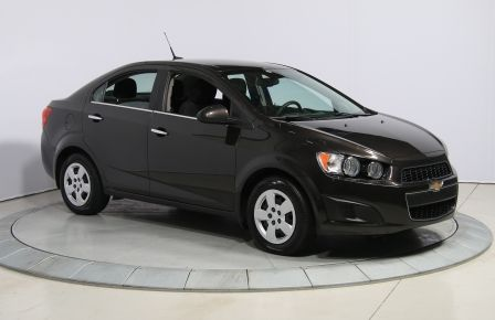 2013 Chevrolet Sonic LT AUTO A/C GR ELECT in Saint-Hyacinthe