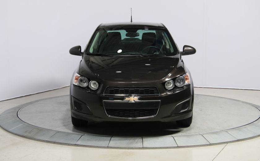 2013 Chevrolet Sonic LT AUTO A/C GR ELECT #1