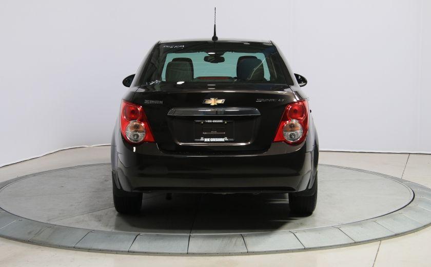 2013 Chevrolet Sonic LT AUTO A/C GR ELECT #5