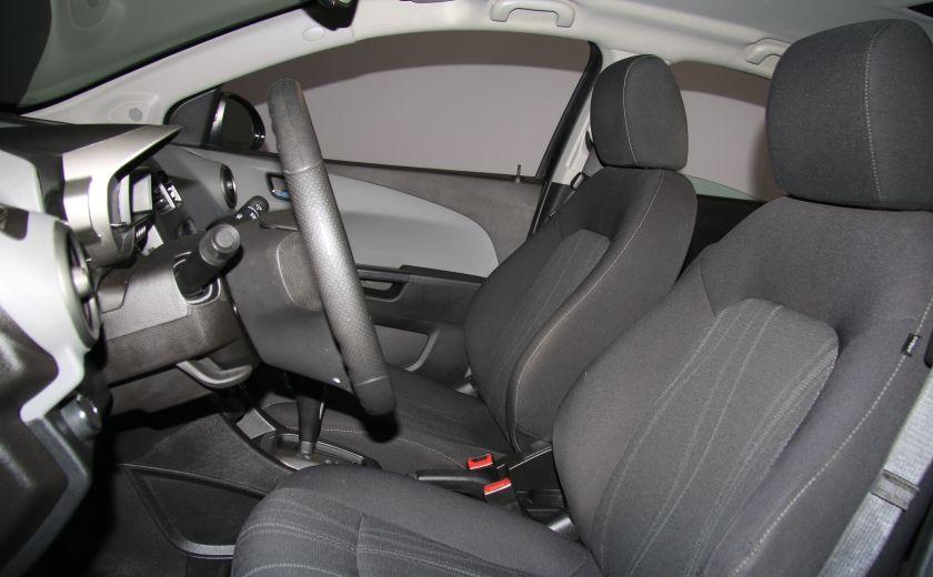 2013 Chevrolet Sonic LT AUTO A/C GR ELECT #9