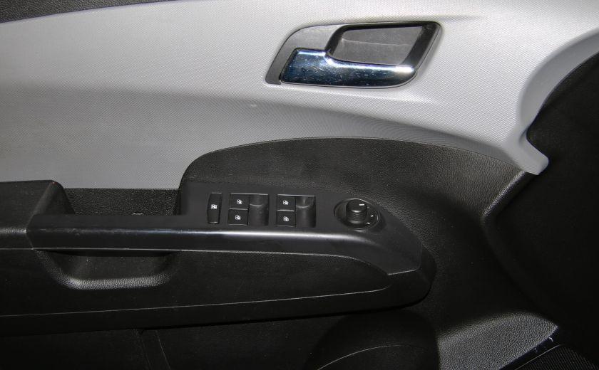 2013 Chevrolet Sonic LT AUTO A/C GR ELECT #10