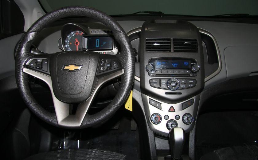 2013 Chevrolet Sonic LT AUTO A/C GR ELECT #12