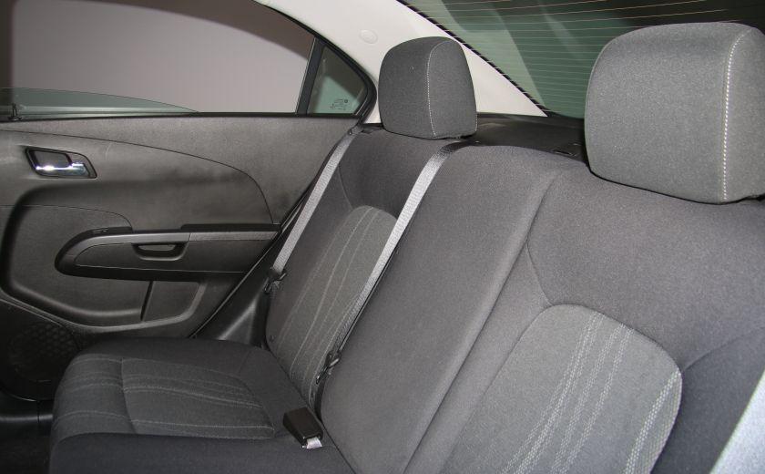 2013 Chevrolet Sonic LT AUTO A/C GR ELECT #17