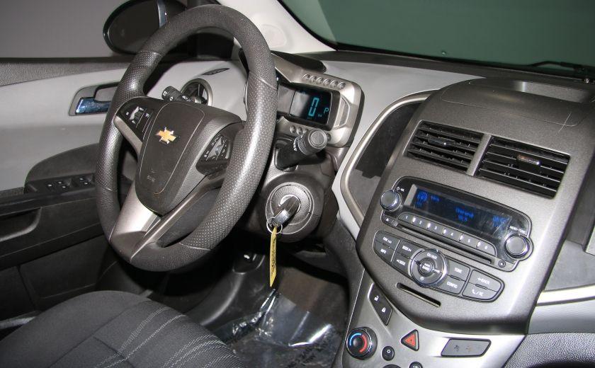 2013 Chevrolet Sonic LT AUTO A/C GR ELECT #19