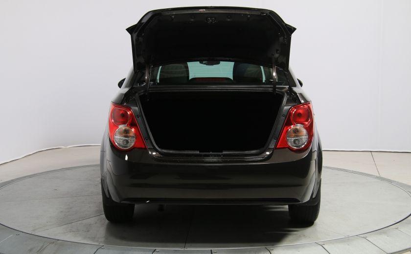 2013 Chevrolet Sonic LT AUTO A/C GR ELECT #23
