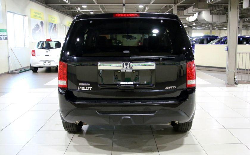 2012 Honda Pilot LX 4WD AUTO A/C MAGS BLUETOOTH 8 PASS #5