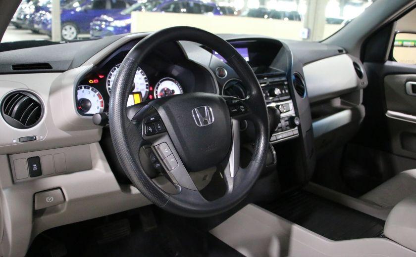 2012 Honda Pilot LX 4WD AUTO A/C MAGS BLUETOOTH 8 PASS #8