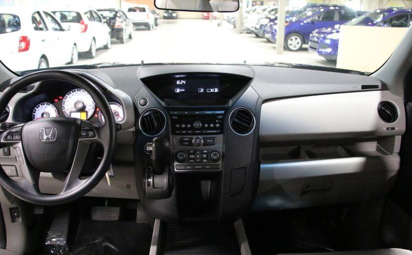 2012 Honda Pilot LX 4WD AUTO A/C MAGS BLUETOOTH 8 PASS #11