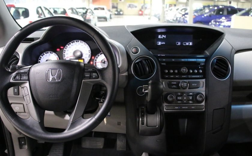 2012 Honda Pilot LX 4WD AUTO A/C MAGS BLUETOOTH 8 PASS #12