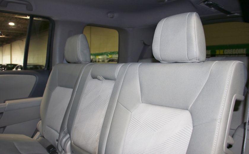 2012 Honda Pilot LX 4WD AUTO A/C MAGS BLUETOOTH 8 PASS #20