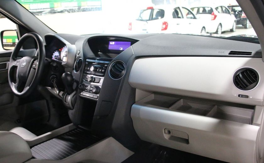 2012 Honda Pilot LX 4WD AUTO A/C MAGS BLUETOOTH 8 PASS #25