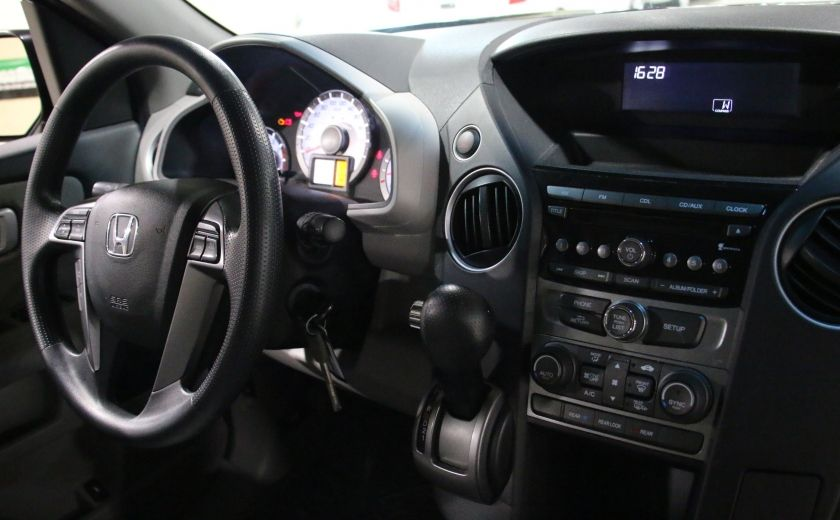 2012 Honda Pilot LX 4WD AUTO A/C MAGS BLUETOOTH 8 PASS #26