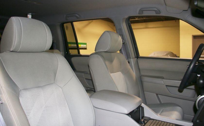 2012 Honda Pilot LX 4WD AUTO A/C MAGS BLUETOOTH 8 PASS #27