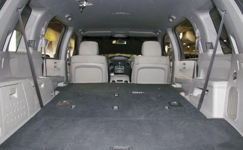 2012 Honda Pilot LX 4WD AUTO A/C MAGS BLUETOOTH 8 PASS #35