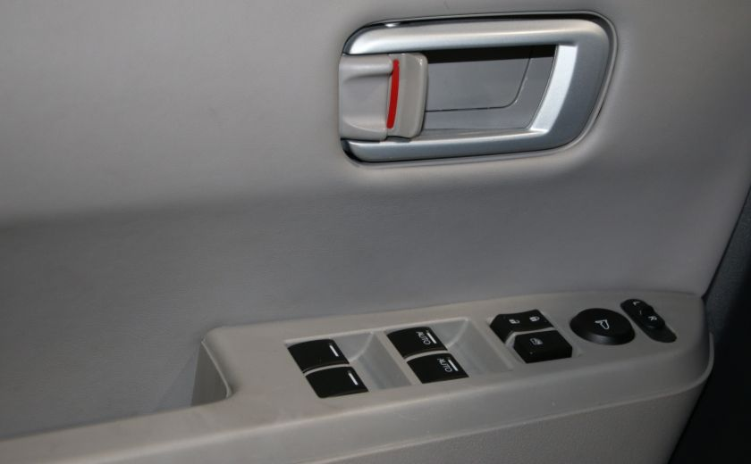 2011 Honda Pilot EX-L  AWD AUTO A/C CUIR TOIT MAGS 8 PASS #9
