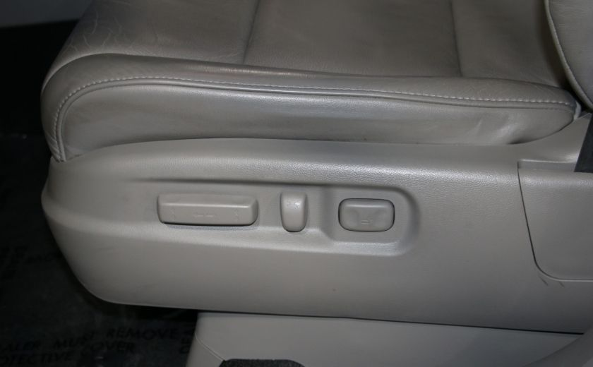 2011 Honda Pilot EX-L  AWD AUTO A/C CUIR TOIT MAGS 8 PASS #10
