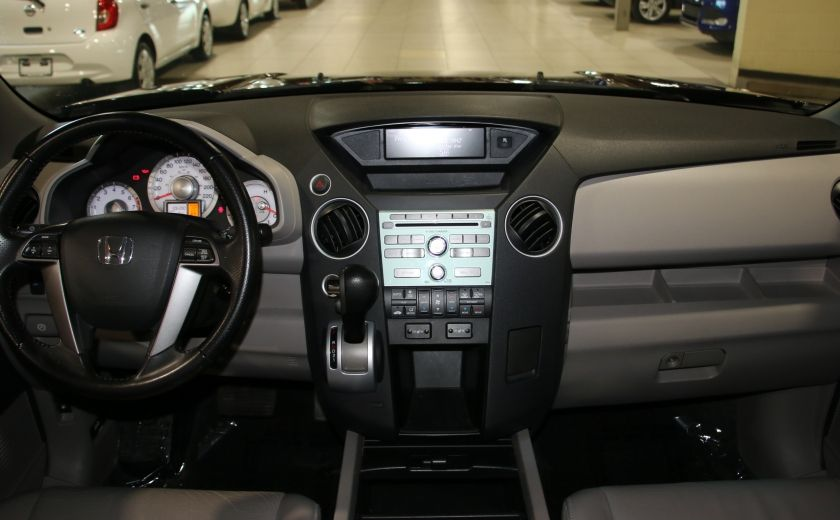 2011 Honda Pilot EX-L  AWD AUTO A/C CUIR TOIT MAGS 8 PASS #11