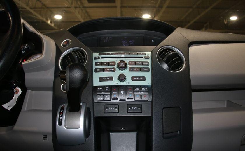 2011 Honda Pilot EX-L  AWD AUTO A/C CUIR TOIT MAGS 8 PASS #14