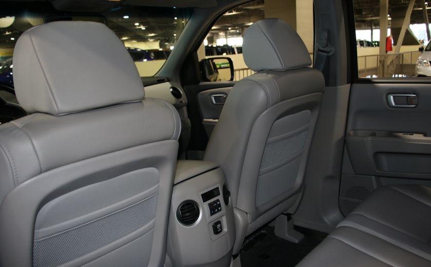 2011 Honda Pilot EX-L  AWD AUTO A/C CUIR TOIT MAGS 8 PASS #19