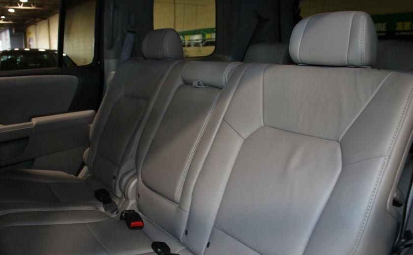 2011 Honda Pilot EX-L  AWD AUTO A/C CUIR TOIT MAGS 8 PASS #20